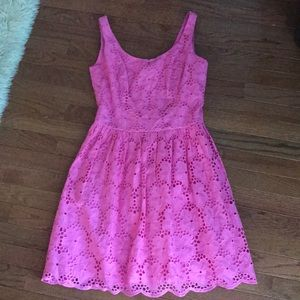 Lilly Pulitzer size 4 pink dress